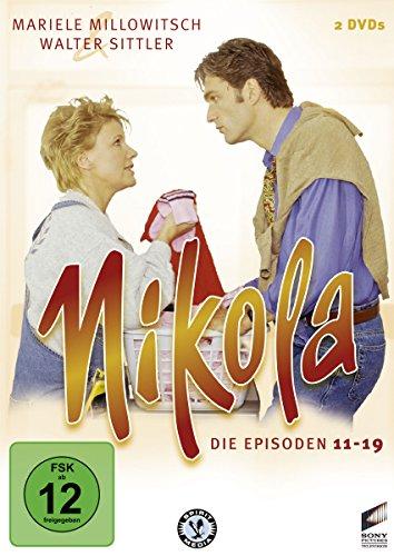 Nikola - Die Episoden 11-19 [2 DVDs]