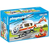 Playmobil 6686 - Hlicoptre mdical