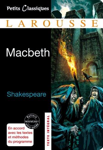 Macbeth par William Shakespeare