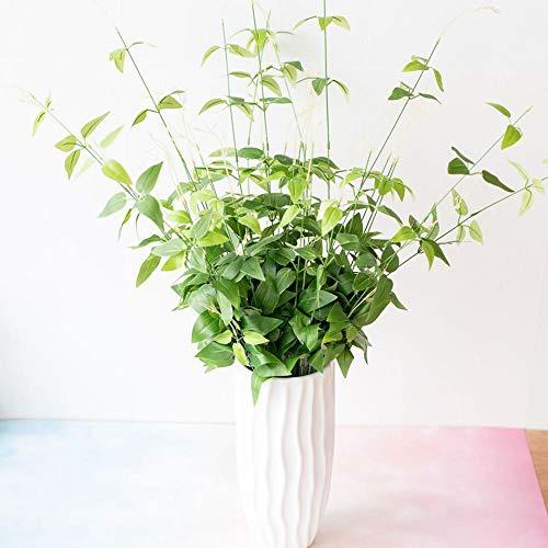 HYLZW Künstliche Blume Topfpflanze 1 Stück Künstliche Pflanzen Bonsai Kleine Bambus Baum Topfpflanzen Gefälschte Blumen Topf Ornamente Für Hauptdekoration Hotel Garten Decor