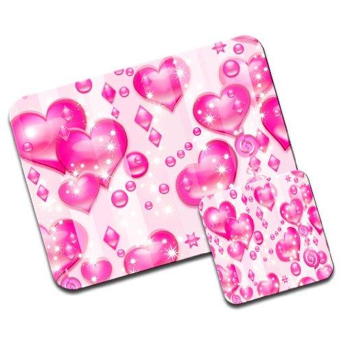snuggle-bubbling-love-set-tapis-souris-avec-sous-main-rose