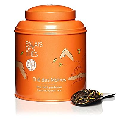 Palais Des Thés - Thé Noir Thé Des Moines - Boîte Couleur 100G