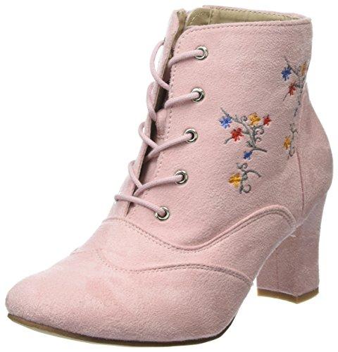 HIRSCHKOGEL by Andrea Conti Damen 3005722 Stiefeletten, Pink (Rosa 022), 36 EU