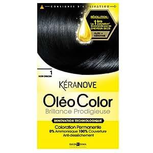 Keranove Oleo Color Noir Obscur