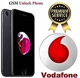 Apple Iphone Unlock Unlocking for i Phone 7 7 PLUS 6 6s 6+ 6 Plus 5 5S 5C SE 4 4S Unlock Unlocking for VODAFONE UK Neywork (Iphone 7 or 7plus)