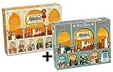 Queen Games 70220 - Alhambra Bundle: Der Palast von Alhambra Big Box + Alhambra Special Edition