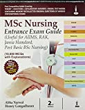 #7: Msc Nursing Entrance Exam Guide (Useful For Aiims, Rak, Jamia Hamdard,Post Basic Bsc Nursing)