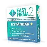EasyFirma 2 Estándar -ES. Programa de facturación para pequeños negocios y autónomos. Gestión de facturas, clientes, ofertas, artículos, ...