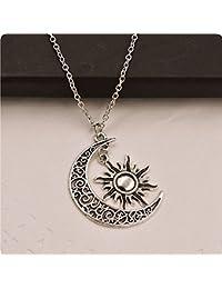 9b012824ed61 Amazon.es  Luna Y Sol - Incluir no disponibles   Collares y ...