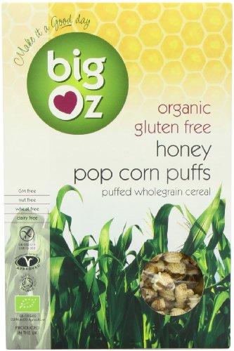 Morning Puffs miel Org & maïs soufflé érable