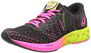 Asics Noosa FF 2, Zapatillas de Entrenamiento para Mujer, Negro (Black/Hot Pink 001), 37.5 EU (B07D1K3MPV) | Amazon price tracker / tracking, Amazon price history charts, Amazon price watches, Amazon price drop alerts
