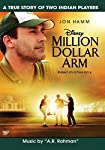 Million Dollar Arm is a 2014 American biographical sports-drama directed by Craig Gillespie. The film stars Jon Hamm, Bill Paxton, and Suraj Sharma of the Life Of Pi fame. The film is based on the real-life events of baseball...