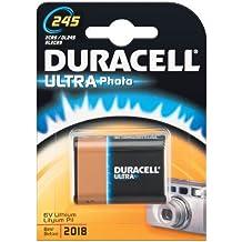 Duracell Duracell fotográfico litio (DL 245) para fotos, dispositivos digitales y reproductores de MP3