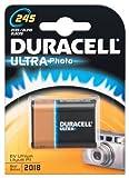 Duracell Lithium-Batterie für Kameras – 245 B1 Ultra x1 (Entspricht 2CR5, KL2CR5, 2CR5M, 2CR5R)