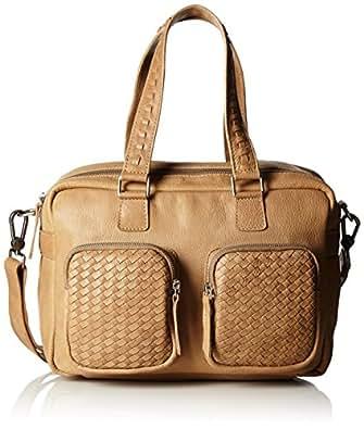 Amsterdam Cowboys Women's Bag Dawlish Shoulder Bag Beige (Stone 170)