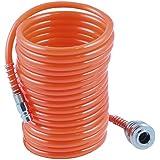 Vorel 81492–Tubes en spirale PE avec acoplamientos rapides 6x 8m m 15m