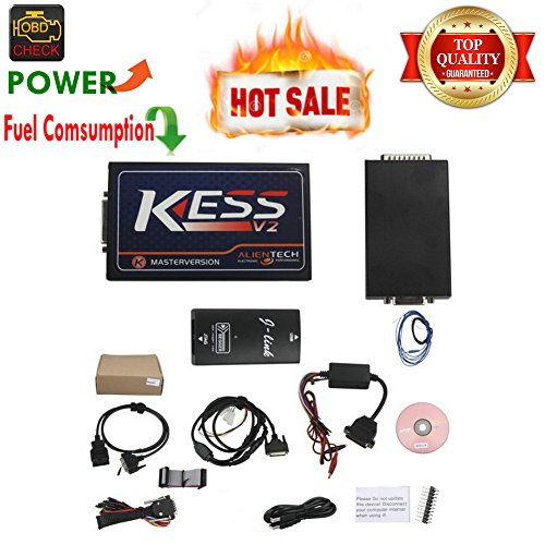 Kess V2 ECU Chip Tuning Outil ECU Programmeur OBD Manager - HR-Tool®