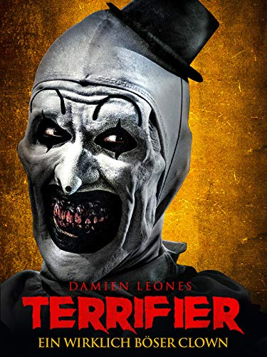 Kostüm Dvd Auf Dramen - Terrifier: Ein wirklich böser Clown [dt./OV]
