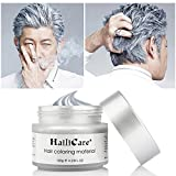 Best Hair Pomade For Women - Silver Grey : HailiCare Silver Grey Hair Wax Review