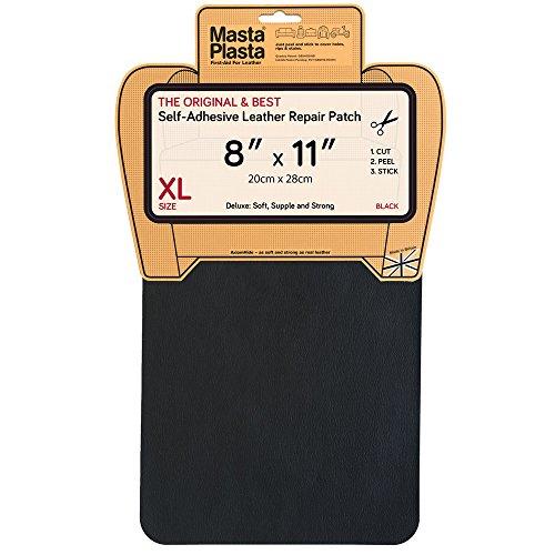 reparacion-cuero-polipiel-y-skai-parches-adhesivos-mastaplasta-rectangulo-xl-200x280mm-negro