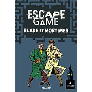 Telecharger Escape Game Blake Et Mortimer Livre Annuaire