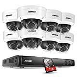 ANNKE Video Surveillance Kit 8CH 6.0MP POE NVR Security Camera Systems w/ 1TB - Best Reviews Guide
