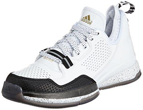 Adidas D Lillard Blanc