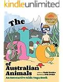The ABC's of Australian Animals: An Interactive Kids Yoga Book