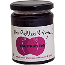 The Pickled Village The Plum Job Jam 340 g (Pack of 6)