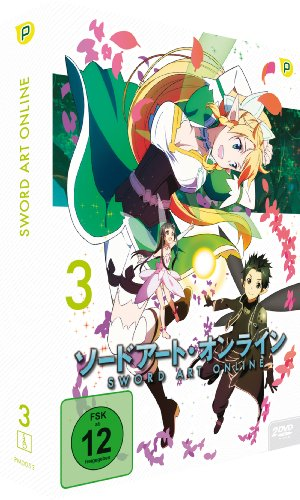 Sword Art Online - Staffel 1, Vol. 3 (2 DVDs)