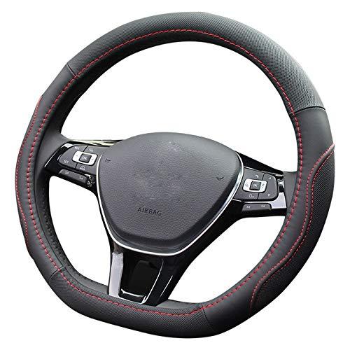 Car steering wheel cover Lederlenkradabdeckung Auto Anti-Rutsch-Spezialauto Lenkradabdeckung,3