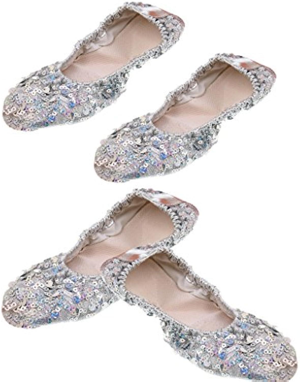 Dolity Zapatos de Entrenamiento Resistentes Desgaste Antideslizantes Parches de Doble Suela Duradero  -