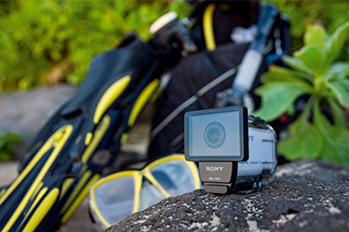 Sony akaddx1K 4K Action Cam Unterwasser-Gehäuse Kit (schwarz)