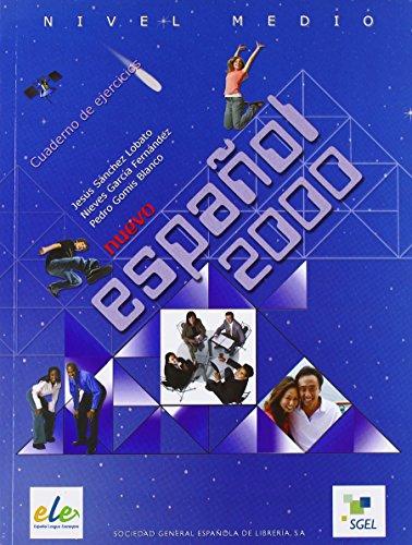 Nuevo español 2000. Medio alumno. Ejercicios. Per le Scuole superiori: Español 2000 medio ejercicios (Nuevo Espanol 2000)