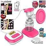 #10: Trumom Elite Electric Breast Feeding Pump, Pink