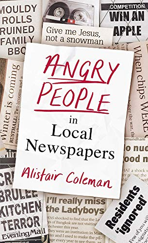Angry People in Local Newspapers for sale  Delivered anywhere in Ireland