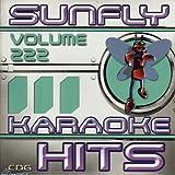 Sunfly Karaoke Hits Volume 222 (CD+G)