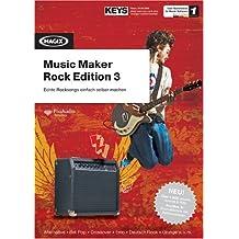 MAGIX Music Maker Rock Edition 3 - Minibox