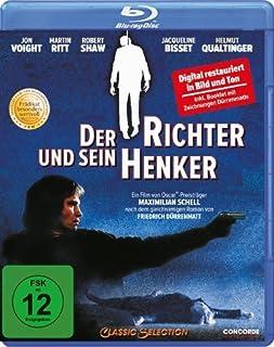 End of the Game (1975) ( Der Richter und sein Henker ) (Blu-Ray)