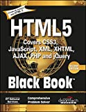HTML5 Black Book is the one-time reference book, written from the Web professional's point of view, containing hundreds of examples and covering nearly every aspect of HTML5. It will help you to master various Web technologies, other than HTML5, incl...