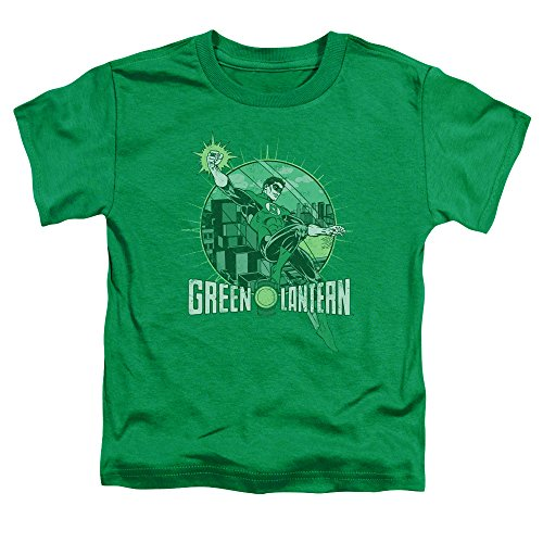 DC - Dc - Kleinstadt Power T-Shirt Kelly Green