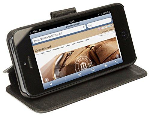 dbramante1928 Passgenaues Echtleder-Etui für iPhone 6 Plus (5,5)