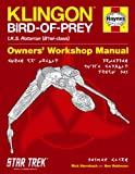 Klingon Bird of Prey Manual: IKS Rotarran (B'rel-class), used for sale  Delivered anywhere in UK