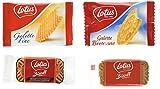 Lotus Biscoff & mehr, 4 Mix, 180 x 1 Stück, 1er Pack (1 x 1.130 g)