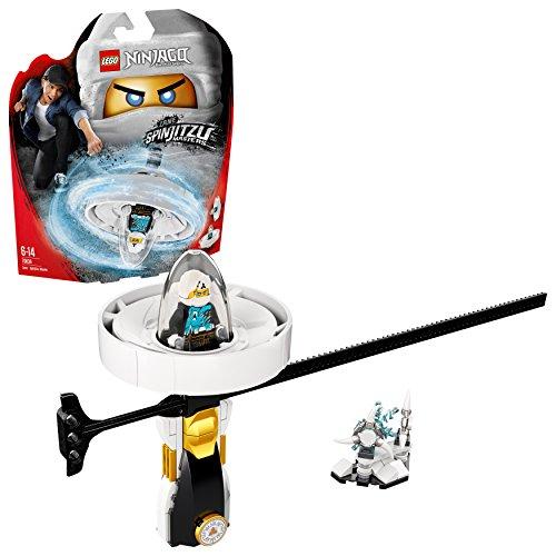 LEGO Ninjago 70636 - Spinjitzu-Meister Zane, Cooles Kinderspielzeug