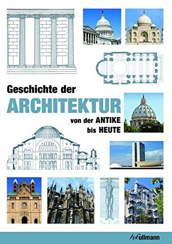 Geschichte der Architektur (Kompaktwissen) Buch-Cover