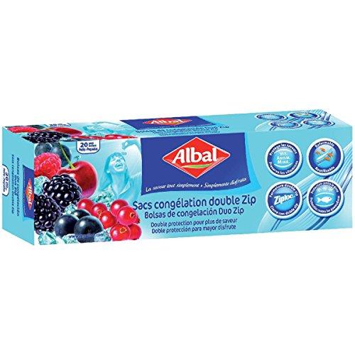 sacs-congelation-ziploc-albal-18-x-20-cm-vendu-par-20