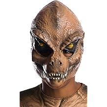 Máscara de dinosaurio T-Rex para niños, complemento disfraz infantil (Rubies ...