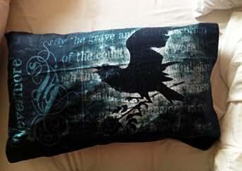 Alchemy Gothic Nevermore Parure de lit Double 200x200cm