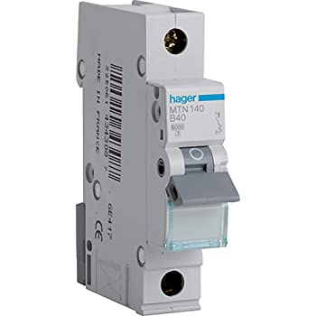 Hager Automatic fuses Line circuit breaker B16 A: Amazon.co.uk ... on